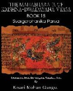 The Mahabharata of Krishna-Dwaipayana Vyasa Book 18 Svargarohani