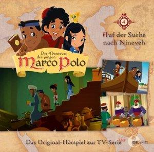 (4)Original HSP TV-Auf Der Suche Nach Nineveh