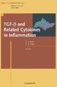 TGF-ß and Related Cytokines in Inflammation