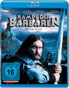Kampf der Barbaren (Blu-ray)