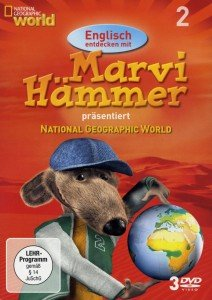 National Geographic:Englisch m.Marvin Hammer Box 2
