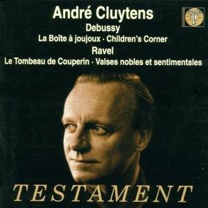 Boite A Joujoux/Childrens Corner