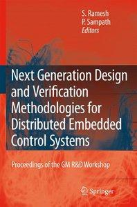 Next Generation Design and Verification Methodologies for Distri
