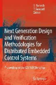 Next Generation Design and Verification Methodologies for Distri