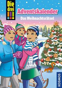 Die drei !!!, Das Weihnachtsrätsel