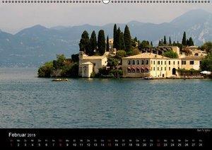 Kuehn, T: Gardasee (Wandkalender 2015 DIN A2 quer)