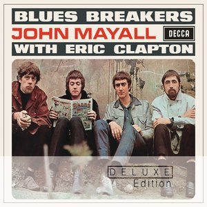 Bluesbreakers With Eric Clapton-Deluxe Edition