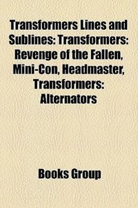 Transformers lines and sublines