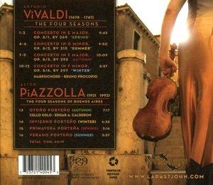 Four Seasons/Vivaldi & Piazzolla