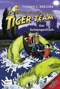 Ein Fall für dich und das Tiger-Team 44. Der Schlangenfisch