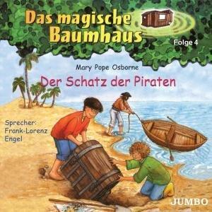 Das Magische Baumhaus 04/Piraten,Der Schatz Der
