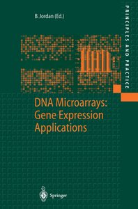 DNA Microarrays: Gene Expression Applications