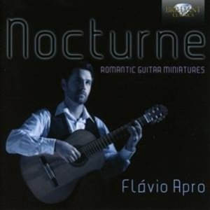 Nocturne-Romantic Guitar Miniatures