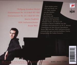 Klavierkonzerte Nr. 20 und 24