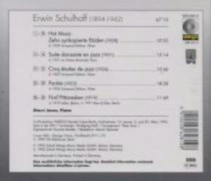 Hot Music/Suite dansante en jazz/Partita/Cinq ?tud