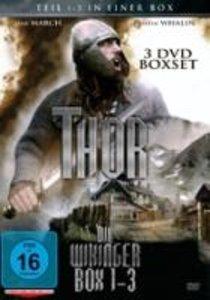 Thor-Die Wikinger Box 1-3 (DVD)