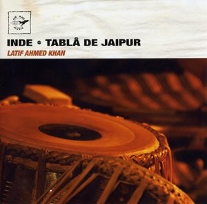 Inde-Tabla de Jaipur