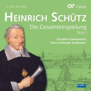 Die Gesamteinspielung Vol.1 (11 CD+DVD)