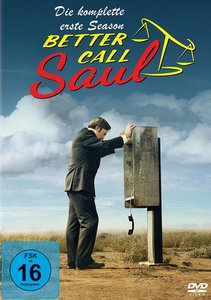 Better Call Saul - Season One (Prequel von Breaking Bad)