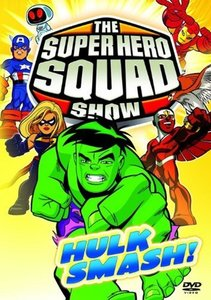 Super Hero Squad-Hulk Smash!