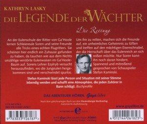 Die Legende der Wächter 03. Die Rettung