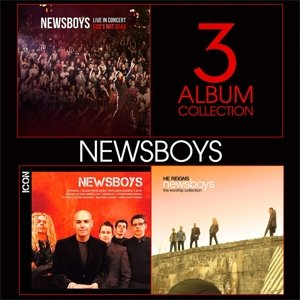 3CD-Box-Set Newsboys