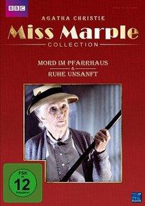 Miss Marple - Mord im Pfarrhaus & Ruhe unsanft