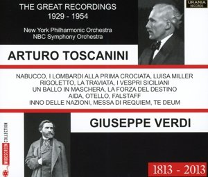 Toscanini dirigiert Verdi