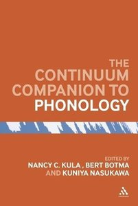 Continuum Companion to Phonology