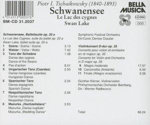 Tschaikowski/Schwanensee