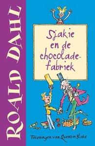 Sjakie en de chocoladefabriek / druk 84