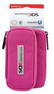 3DS GameTrek Case - Pink