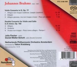 Violinkonzert op.77/Doppelkonzert