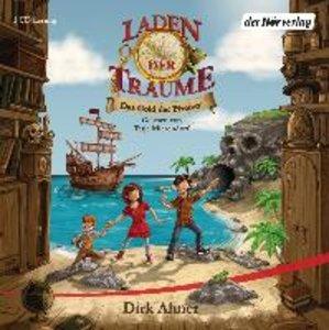 Laden der Träume 01. Das Gold der Piraten