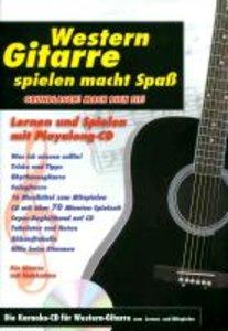 Western Gitarre spielen macht Spaß