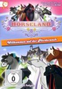 (1)Willkommen Auf Der Pferderanch