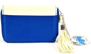 United Labels 0807601 - Schlümpfe: Portmonee, blau