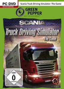 Green Pepper: Scania Truck Driver Simulator - The Game