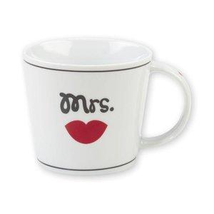 "Tasse ""Mrs."""