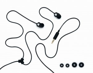 Coloud Ohrhörer Marvel Punisher Black In-Ear (Headphone)