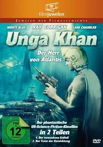 Unga Khan - Der Herr von Atlantis: Der versunkene Erdteil & Der