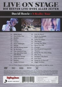 Live On Stage-A Reality Tour