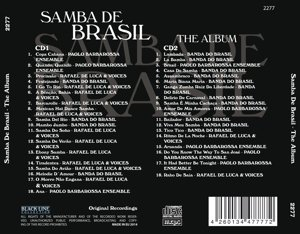 Samba do Brasil-The Album