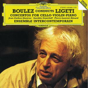 Konzert Für Cello,Violine Und Klavier