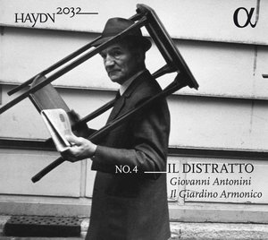 Il Distratto-Haydn 2032 Vol.4 (Limited Edition)
