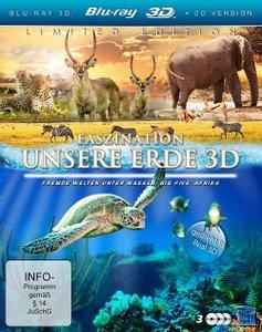 Faszination Unsere Erde 3D