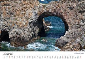 Bretagne (Wandkalender 2016 DIN A2 quer)