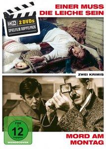 Einer muss die Leiche sein / Mord am Montag - Spielfilm Doppelpa