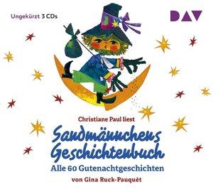 Sandmännchens Geschichtenbuch - Alle 60 Gutenachtgeschichten