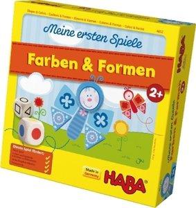 HABA 4652 - Meine ersten Spiele: Farben & Formen